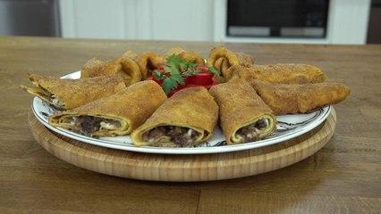 Balakgazi Böreği Tarifi