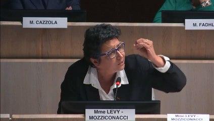 Annie Levy-Mozziconacci intervient sur les grèves de cantine
