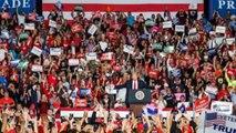 Trump y Erdogan prometen evitar vacío de poder en Siria