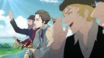 领风者 PV1 1080p / The Leader PV1 / Вождь PV1 (тизер) (Chinese Karl Marx anime)
