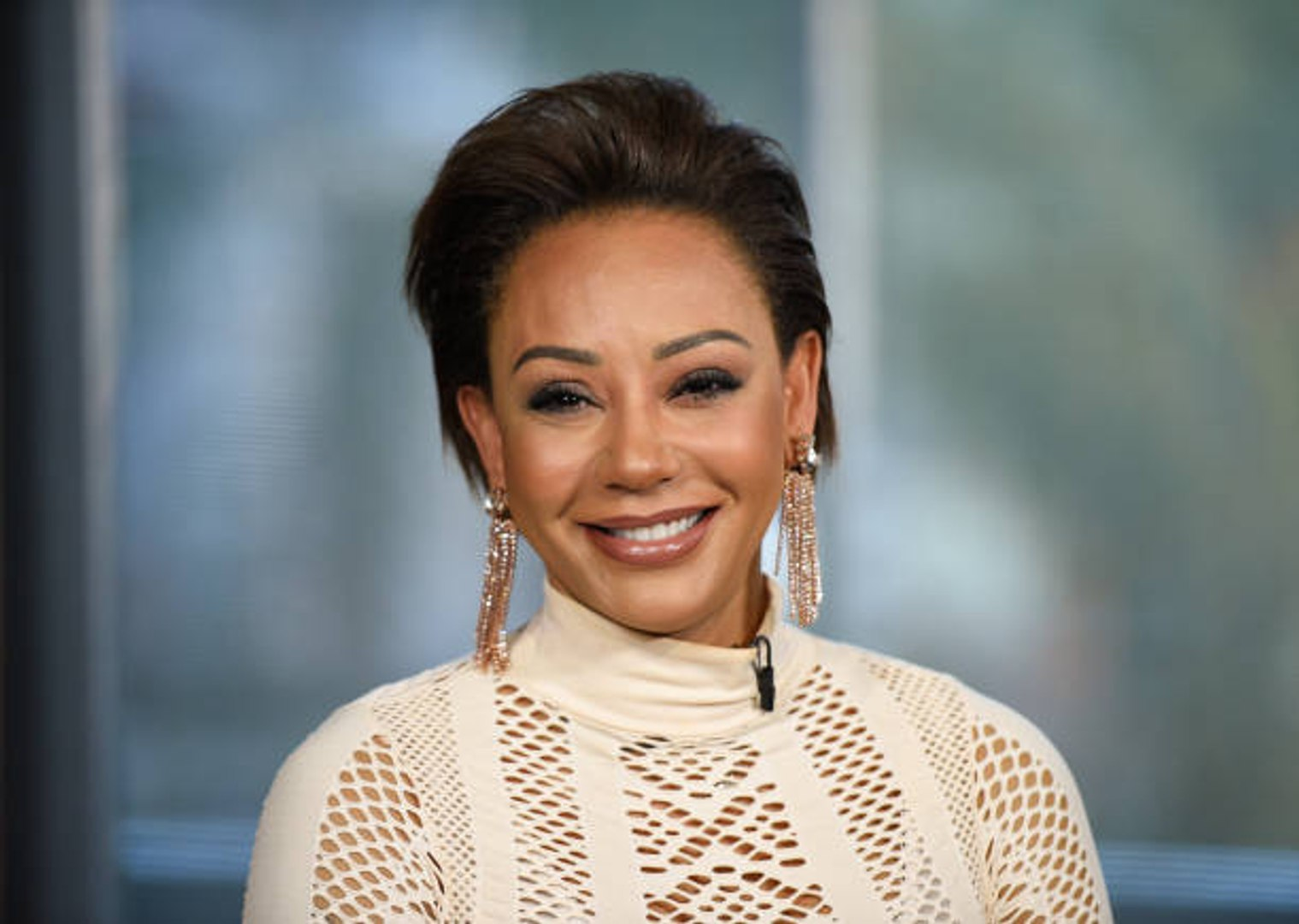 Mel B Still in Pain From Her Recent Fall