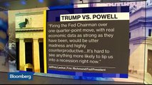 Trump Should Have Vetted Jay Powell, Wizman Says