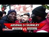 Arsenal 3-1 Burnley   Mesut Ozil Is Not World Class! (Graham & Kenny Ken Debate)