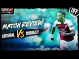 Is Aubameyang the BEST striker in the EPL? Arsenal 3-1 Burnley - Goal Review - FanPark Live