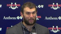 Luck on win: 'What a great team victory'