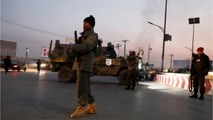 Militants Storm Government Building In Afghan Capital
