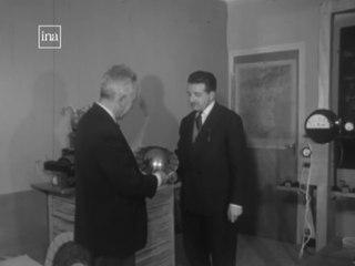 La soucoupe antigravité du Dr Pagès (1958)