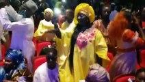 L' entrée spectaculaire de Mohamed Niang au Grand Theatre