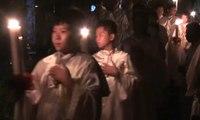 Misa Natal Gereja Katolik Santo Yosep Palembang, 'Yesus Kristus Hikmat Bagi Kita'