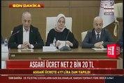 Türk-İş Genel Başkanı Ergün Atalay: İnsanları sokağa davet ediyorlar diyorlar ne yapayım plaja mı davet edeceğim