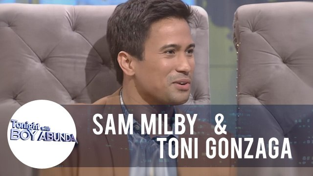 TWBA: Sam Milby is happy on how the audience reacts on him being Ace on Halik