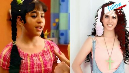 10 Bollywood Child Actors Than and Now -- Wow!