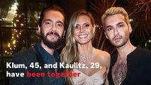 Heidi Klum Announces Engagement To Tom Kaulitz