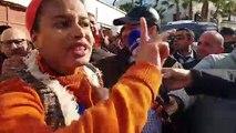 Algérie : la défense dans le rue du journaliste Adlène Mellah
