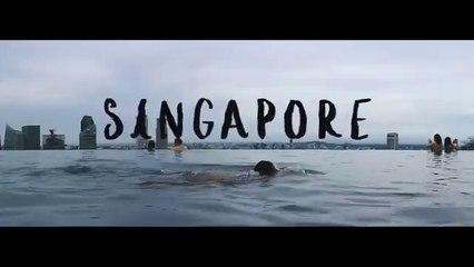 Singapore Exploring - [TRAVEL MONTAGE]