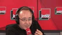 Sophie des Déserts au micro de Frédéric Métézeau