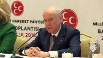 Bahçeli: 'Esad rejimiyle herhangi bir şart altında Türkiye'nin bir diyalog kurmasından yana değilim' - ANKARA