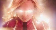 Capitana Marvel: Nuevo Spot para TV