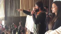 Hero Yash Interacting With Fans In Telugu @ KGF Movie Success Tour | FILMIBEAT TELUGU
