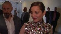 Festival de Cannes : Marion Cotillard, heureuse arrivée sur la Croisette