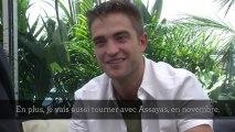 Après Kristen Stewart, Robert Pattinson aussi va tourner avec Assayas