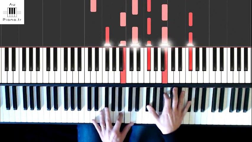 Comptine d'un autre été Piano Tutorial
