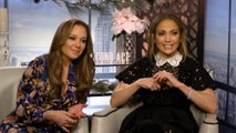 Jennifer Lopez and Leah Remini on 'Second Act' and What Inspires Them to Act