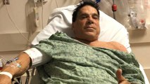 'Incredible Hulk' Lou Ferrigno Says He Was Hospitalized After Vaccine