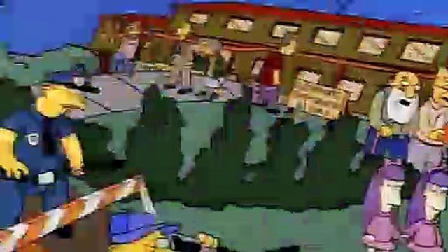 The Simpsons S04E11 Homers Triple Bypass
