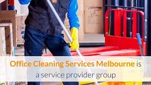 Office Cleaning Services Melbourne — Benefits Of Hiring Explained