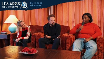 Interview de l'équipe du film Les invisibles