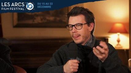 Interview de Antoine Raimbault et Olivier Gourmet