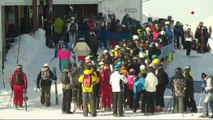 La Plagne : sauvé après une avalanche et 50 minutes sous la neige