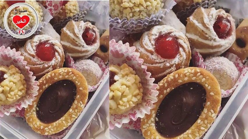 حلويات  سليمة يعلى  #صابلي راقي  بأشكال مختلفة  / Salima Yaala
