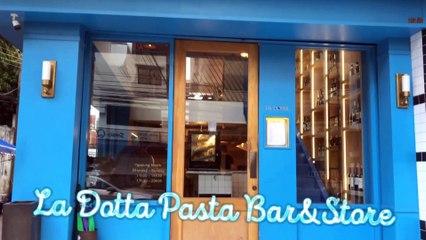 La Dotta Pasta Bar & Store ดื่มด่ำรสชาติพาสต้าเส้นสด