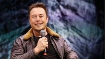Elon Musk Gives Sneak Peek Of Stainless Steel Starship