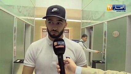 Qatar-Algérie : Déclarations des joueurs après le match