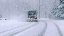 Winter Storm Disrupts U.S. Travel, Sparks Blizzard Warnings In Midwest