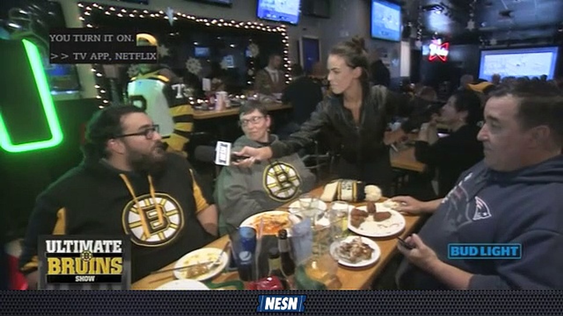 Ultimate Bruins Show: What Is Your Favorite TV/Phone App?