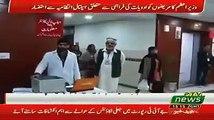 Imran khan Surprise visit to Pims hospital in Islamabad   M.Imran Khan