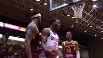 Levi Randolph (27 points) Highlights vs. Grand Rapids Drive
