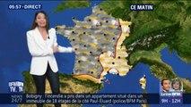 Un temps gris, humide et toujours très froid sur une majorité de la France