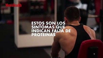 Los síntomas de que te faltan proteínas te avisan