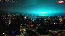 L'explosion d'un transformateur électrique à New York affole Twitter