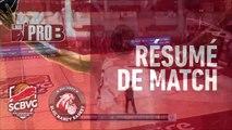 PRO B : Saint-Chamond vs Nancy (J12)