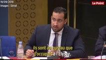 Quand Alexandre Benalla affirmait que son passeport diplomatique était resté à l'Élysée