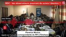 RDC : les observateurs pourront-ils suivre l'élection ?