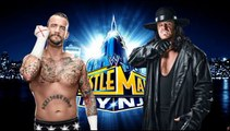 CM Punk (w/Paul Heyman) vs. The Undertaker WWE WrestleMania XXIX
