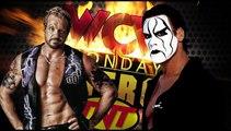 Diamond Dallas Page (c) vs. Sting WCW World Heavyweight Title Match WCW Monday NITRO