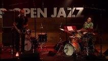Improvisation : Anne Paceo (batterie), Christophe Panzani (saxophone)